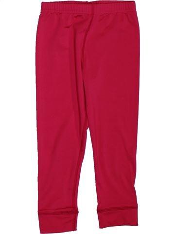 Sportswear fille CRANE rouge 4 ans hiver #1296856_1