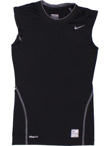 Camiseta deportivas niño NIKE negro 12 años verano #1296988_1