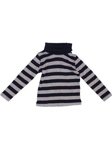 Camiseta de cuello alto niño LUPILU negro 3 años invierno #1297118_1
