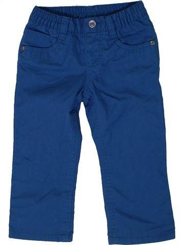 Pantalón niño LUPILU azul 2 años invierno #1297630_1