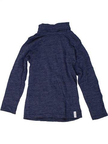 Camiseta de cuello alto niño DÉCATHLON azul 4 años invierno #1297868_1