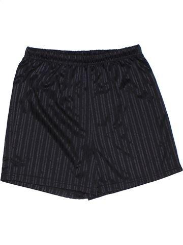 Pantalon corto deportivos niño SCHOOL LIFE negro 13 años verano #1298442_1
