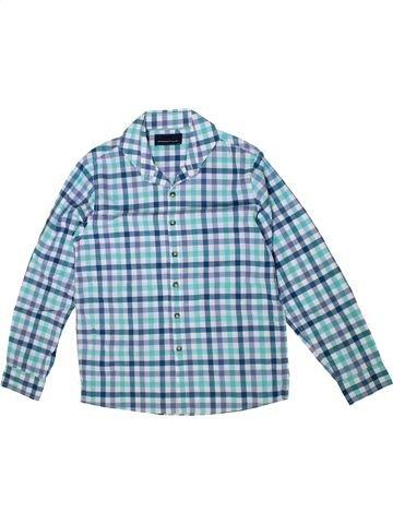 Chemise manches longues garçon NEXT bleu 11 ans hiver #1298811_1