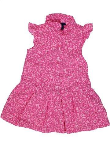 Vestido niña GAP rosa 2 años verano #1298858_1