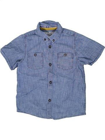 Chemise manches courtes garçon TRUE DUDES bleu 5 ans été #1299282_1