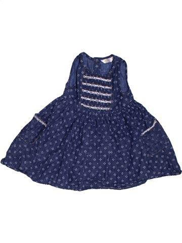 Robe fille M&CO bleu 2 ans été #1299508_1