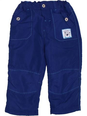 Pantalón niño ERGEE azul 2 años invierno #1299553_1