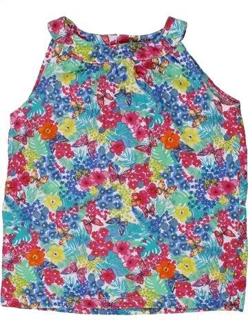 Camiseta sin mangas niña MOTHERCARE azul 8 años verano #1300603_1
