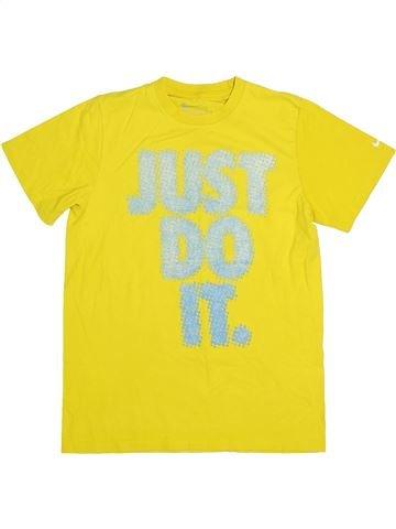 Camiseta de manga corta niño NIKE amarillo 13 años verano #1300604_1