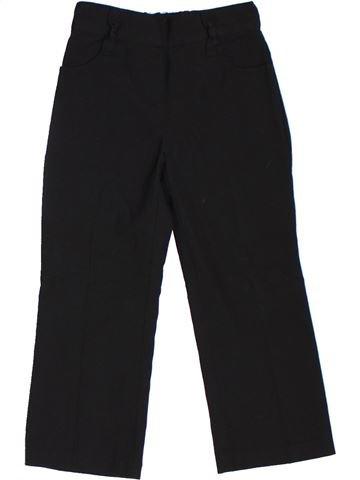 Pantalón niña TU negro 4 años verano #1300616_1