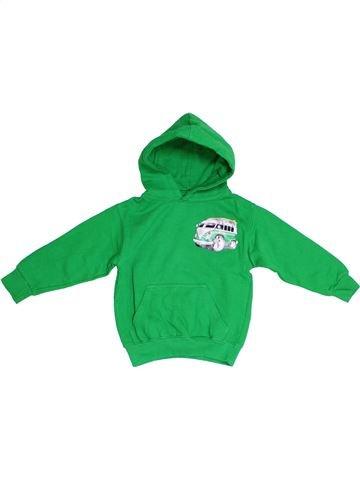 Sudadera niño WRAP verde 4 años invierno #1300619_1