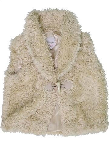 Gilet fille NEXT beige 5 ans hiver #1300691_1