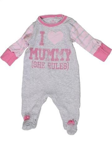 Pijama de 1 pieza niña NEXT blanco 1 mes verano #1300705_1