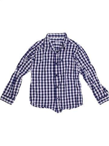Chemise manches longues garçon PRIMARK violet 8 ans hiver #1300829_1