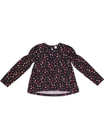Camiseta de manga larga niña TU beige 6 años invierno #1300889_1