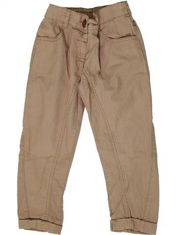 Pantalón niño NEXT beige 4 años verano #1301056_1