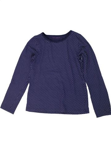 Camiseta de manga larga niña NUTMEG azul 11 años invierno #1301077_1