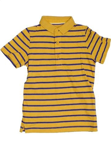 Polo de manga corta niño TU amarillo 3 años verano #1301096_1