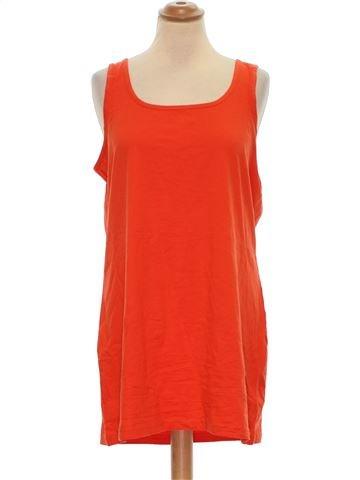 Camiseta sin mangas mujer PAPAYA 48 (XL - T4) verano #1301112_1