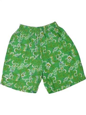 Short-Bermudas niño SANS MARQUE verde 2 años verano #1301134_1
