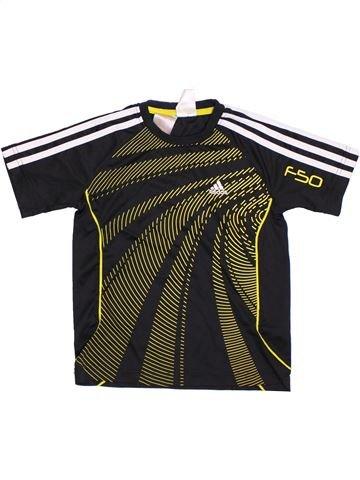 Camiseta deportivas niño ADIDAS negro 8 años verano  1301176 1 0b5c30b7aa5