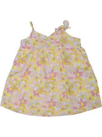 Blusa de manga corta niña VERTBAUDET beige 8 años verano #1301245_1
