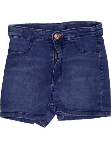 Short - Bermuda fille H&M bleu 11 ans été #1301258_1