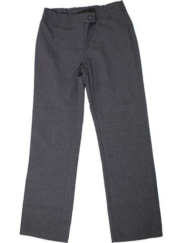 Pantalón unisex MARKS & SPENCER gris 10 años invierno #1301388_1