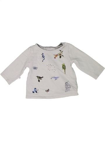 Camiseta de manga larga niña NEXT blanco 6 meses invierno #1301474_1