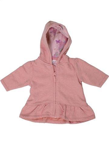 Sudadera niña F&F rosa 1 mes invierno #1301489_1
