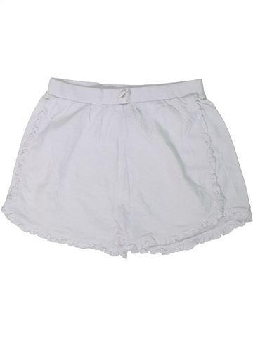 Short-Bermudas niña TU blanco 11 años verano #1301527_1
