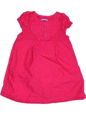 Vestido niña HEMA rojo 2 años verano #1301553_1