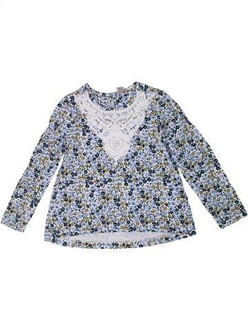 Camiseta de manga larga niña TU gris 6 años invierno #1301672_1