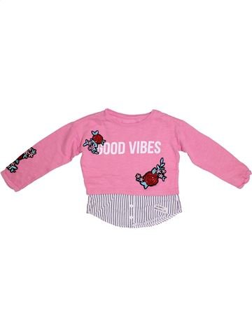 Sudadera niña DUNNES STORES rosa 6 años invierno #1301701_1