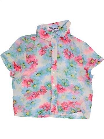 Blusa de manga corta niña NEW LOOK gris 10 años verano #1301731_1