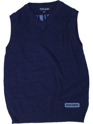 jersey niño YCC-214 azul 8 años invierno #1301743_1