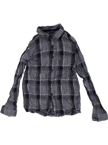 Chemise manches longues garçon PRIMARK gris 9 ans hiver #1301873_1