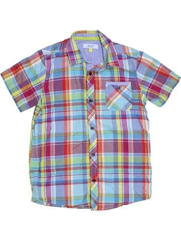 Chemise manches courtes garçon TED BAKER bleu 11 ans été #1301891_1