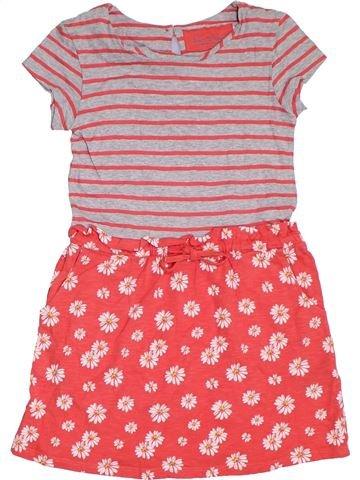 Vestido niña NEXT rosa 7 años verano #1301908_1