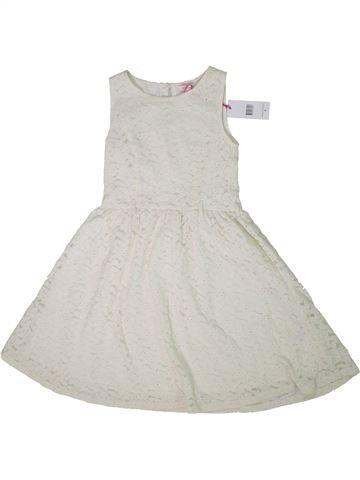 Vestido niña MISS E-VIE blanco 11 años verano #1302016_1