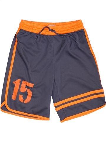 Pantalon corto deportivos niño PLACE EST 1989 violeta 8 años verano #1302027_1