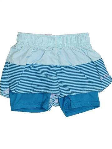 Bañador niña CHAMPION azul 6 años verano #1302049_1