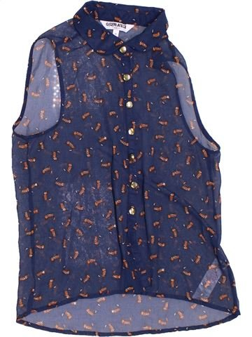 Blusa de manga corta niña NEW LOOK azul 11 años verano #1302077_1