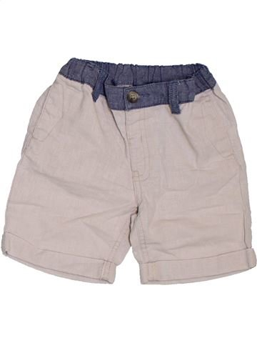 Short - Bermuda garçon SANS MARQUE beige 3 ans été #1302100_1