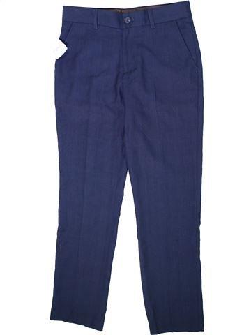 Pantalón niño NEXT azul 12 años invierno #1302217_1