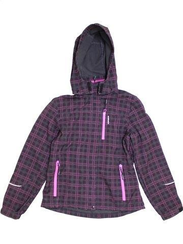 Anorak-Trinchera niña ICEPEAK violeta 12 años verano #1302274_1