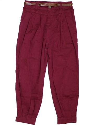 Pantalón niña PRIMARK violeta 11 años verano #1302360_1