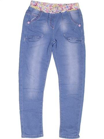 Pantalon fille NUTMEG bleu 5 ans été #1302364_1