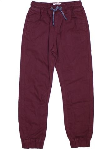 Pantalón niño BOYS violeta 9 años invierno #1302396_1