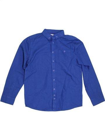 Camisa de manga larga niño BOYS azul 11 años invierno #1302415_1
